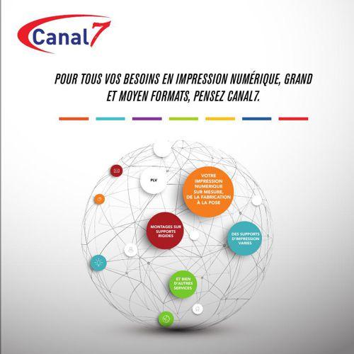 Brochure Canal 7