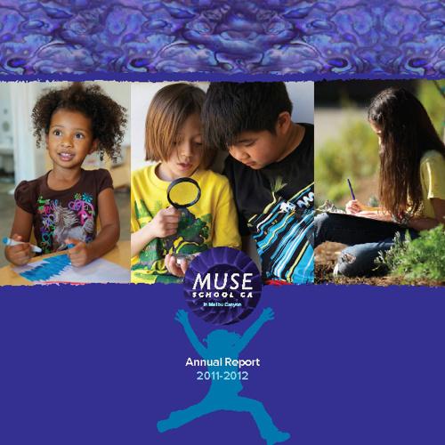 MUSE School 2012 Annual Report