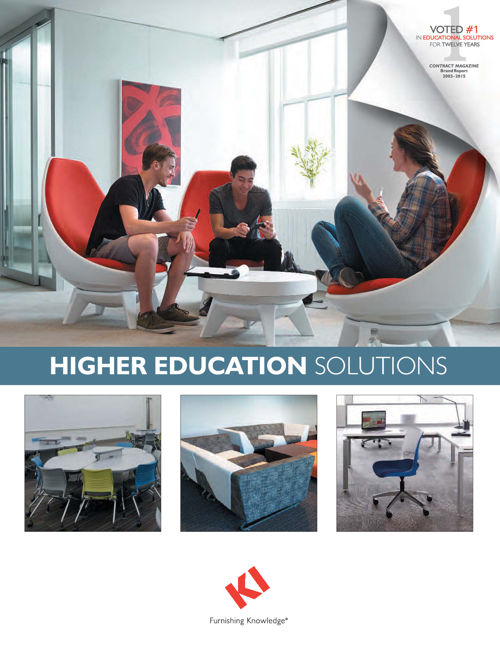 Higher Education Catalog