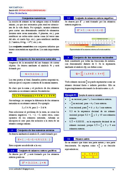 Matemática 0