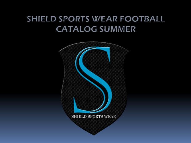 SSW 2012 Football Catalog