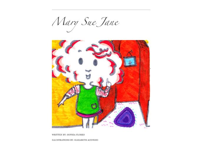 Mary Sue Jane