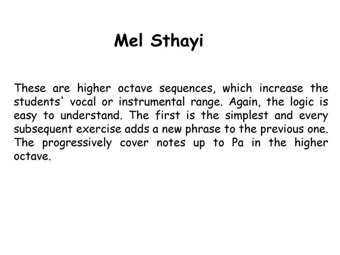 Mel Sthayi