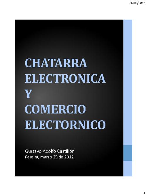 basura y comercio electronico