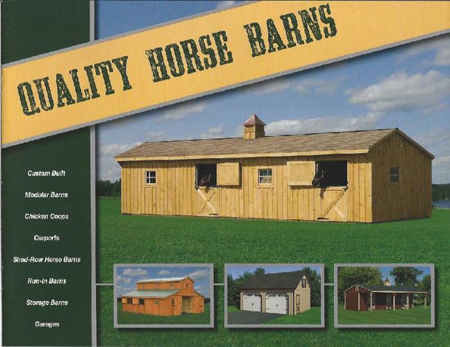 Quality Horse Barns