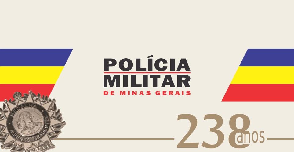 Polícia Militar de Minas Gerais 238 anos