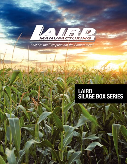 Laird Silage Boxes