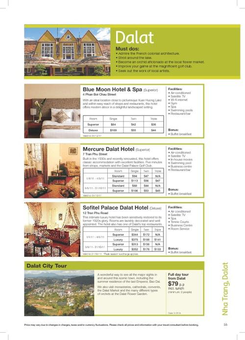 Hotel - Dalat