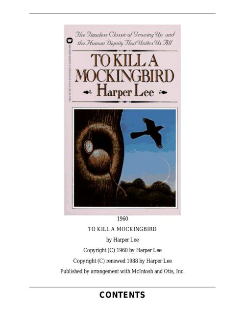 to_kill_a_mockingbird_text