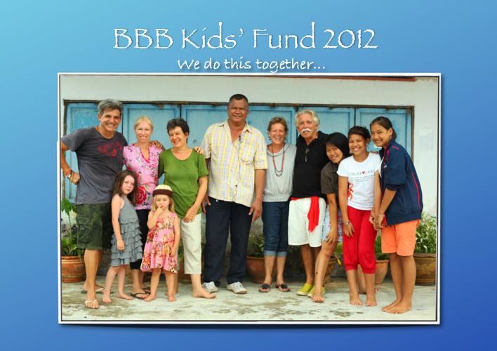 BBB Kids Fund July 7 2012