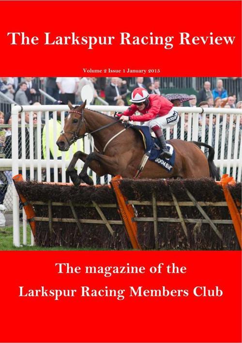 Larkspur Racing Review January 2015