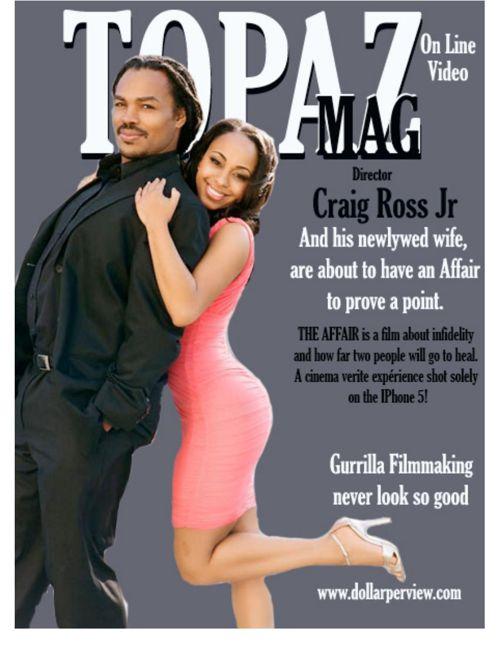 Topaz Mag edition #4 {Craig Ross} story