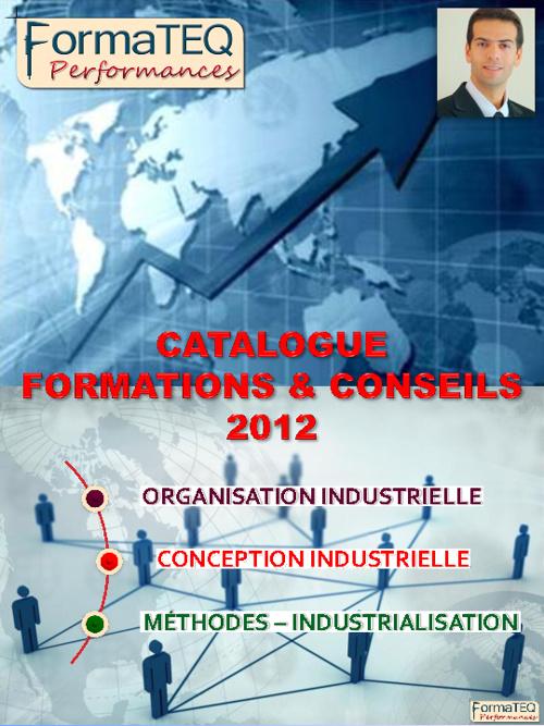 FORMATEQ PERFORMANCES - Catalogue de formation 2012