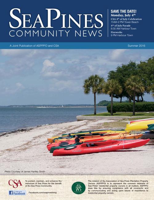 Sea Pines Community News Summer 2016