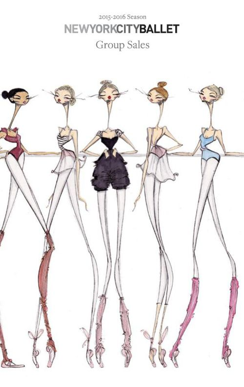 New York City Ballet Group Sales 2015-16