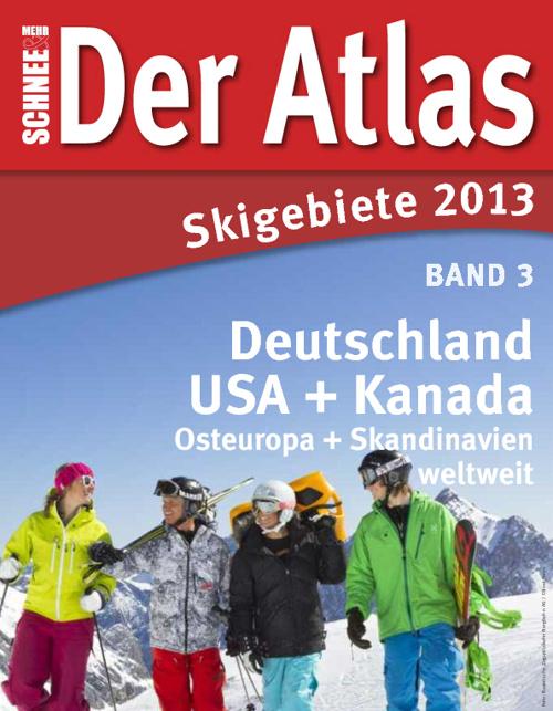 Schnee & mehr Skiatlas Bd. 3