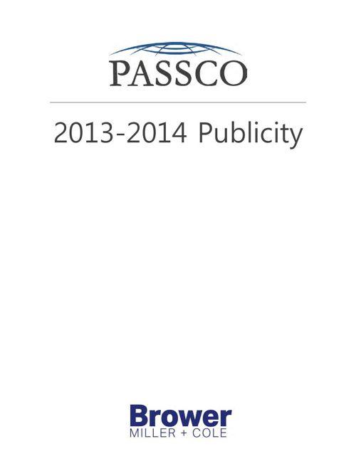 Passco Publicity