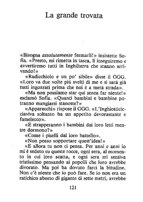 """II CAPITOLO: """"La Grande Trovata"""""""