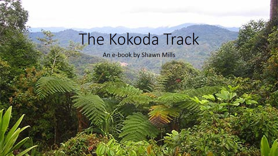My Kokoda Track eBook