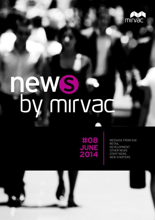 Mirvac National Newsletter June 2014