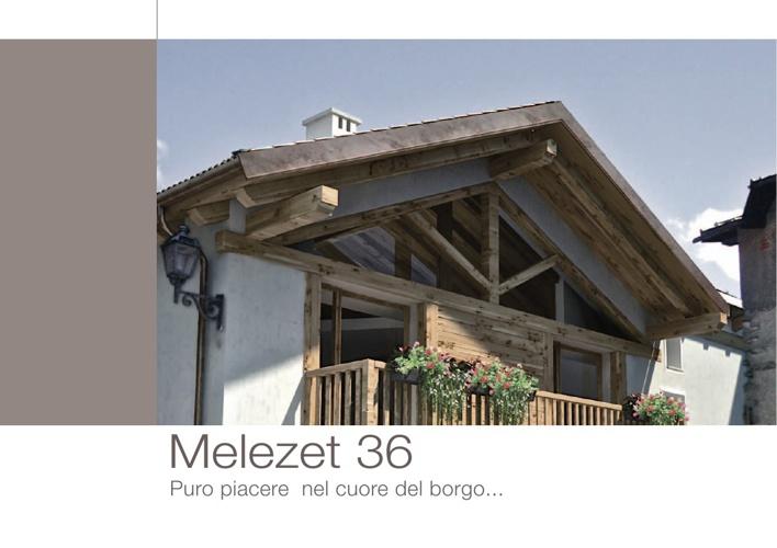 Vendita di Appartamenti in Baita a Bardonecchia. Melezet 36