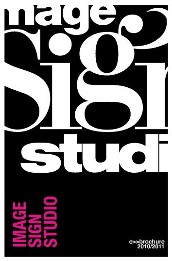 Image Sign Studio eBrochure