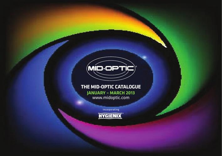Mid-Optic Catalogue no. 50 (Jan-Mar 2013)