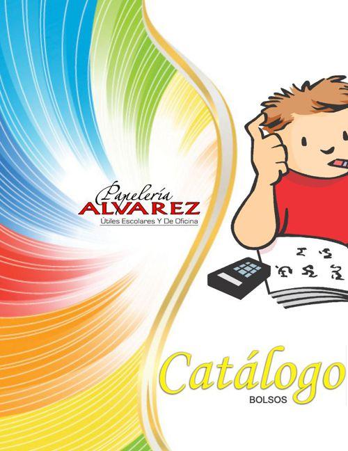 CATALOGO DE BOLSOS