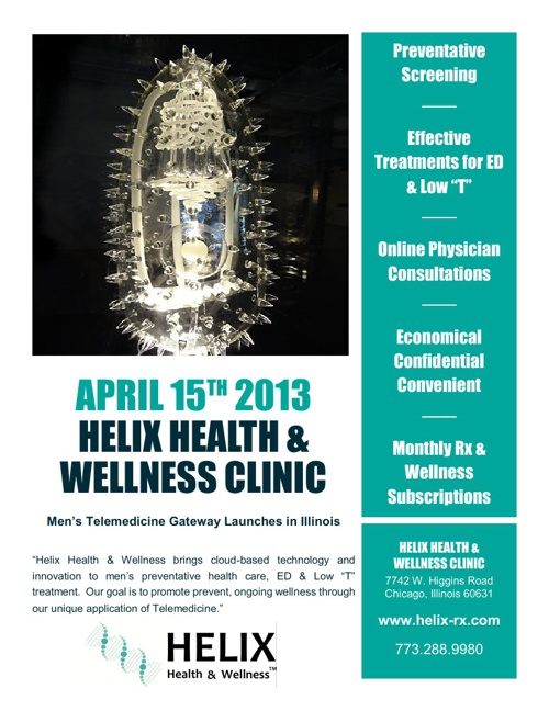 Helix Health & Wellness