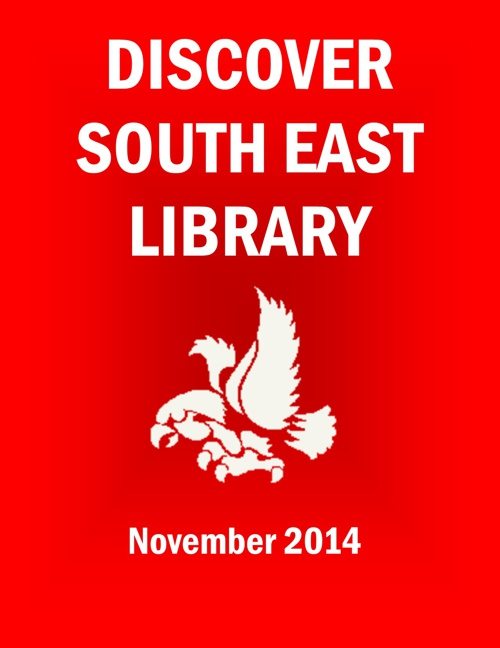 Discover South East Library - November Newsletter