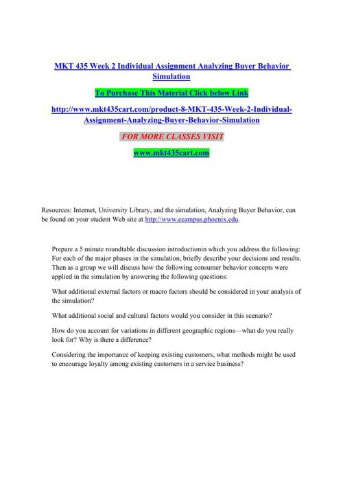 MKT 435 CART Quest For Excellence/mkt435cartdotcom