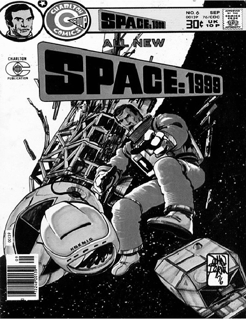 Space 1999 #6