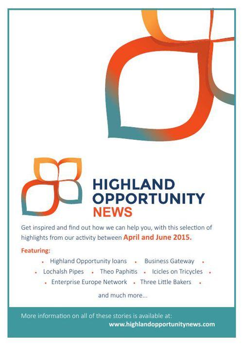 Highland Opportunity Q1 2015-16