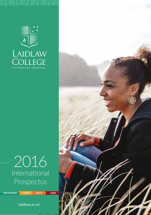 International Prospectus 2016
