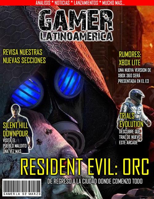 Gamer Latinoamerica #2
