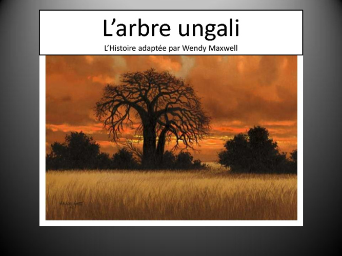 L'arbre ungali