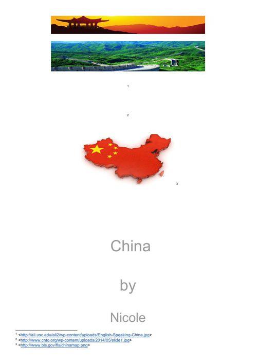 China by Nicole