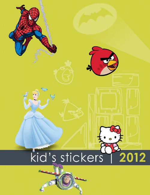 Kid Sticker Catalog