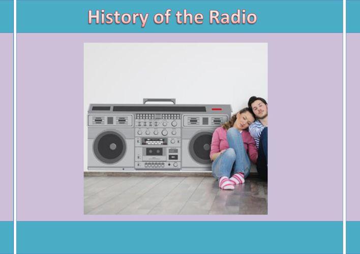 History of the Radio