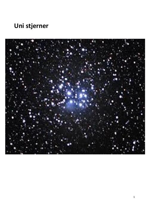 Uni Stjerner