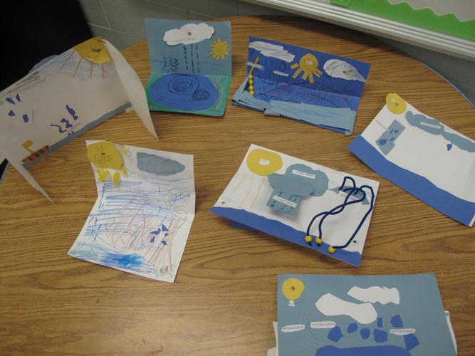 Water Cycle Children's Engineering
