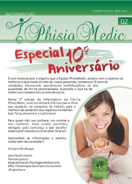PhisioMedic Informativo Nº02