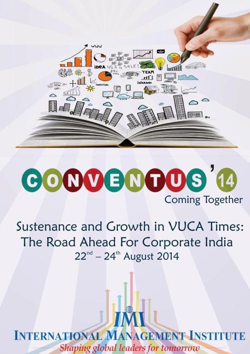 CONVENTUS'14 Leaflet
