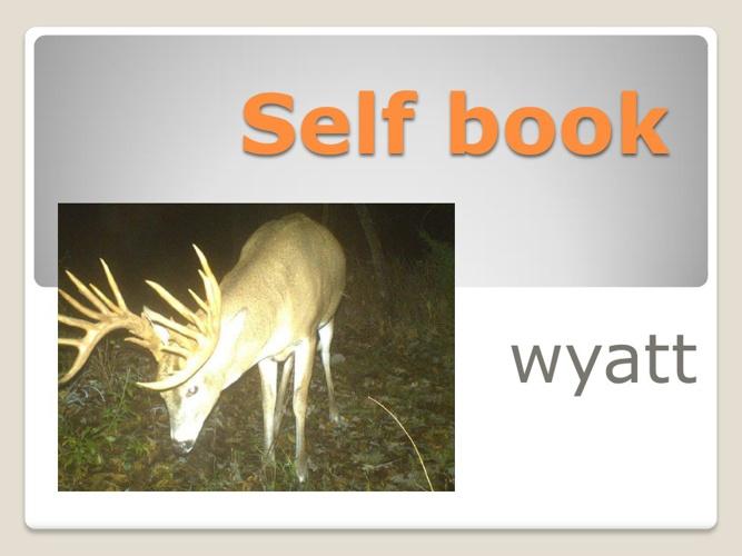 self book