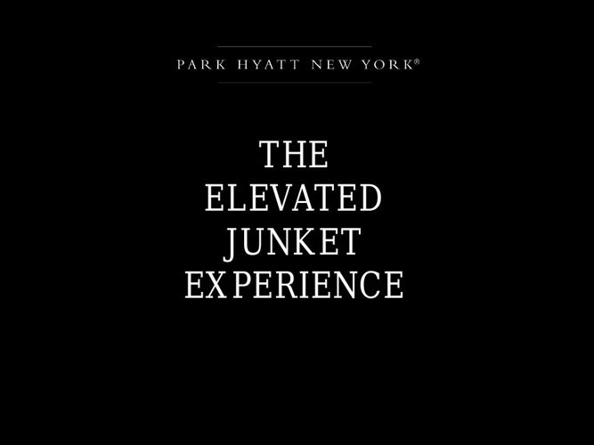 The Elevated Junket Experience