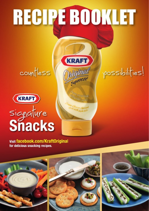 Kraft Original Recipes - English