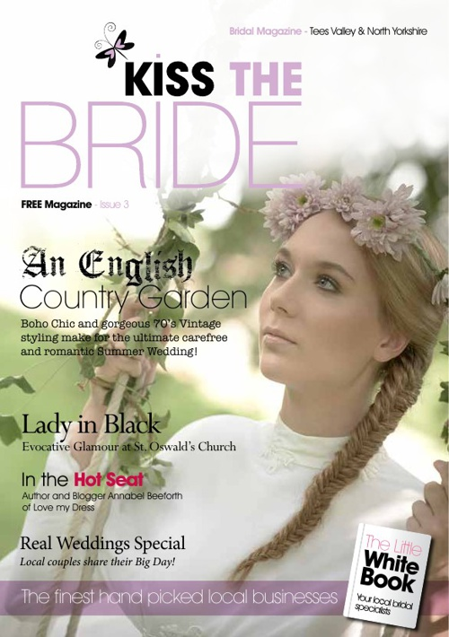 Kiss The Bride Magazine - Autumn & Winter 2013