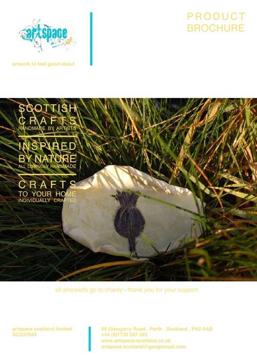 ArtSpace Scotland Ltd 2010 Brochure