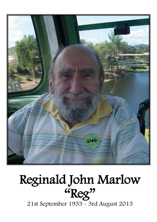 Reginald Marlow
