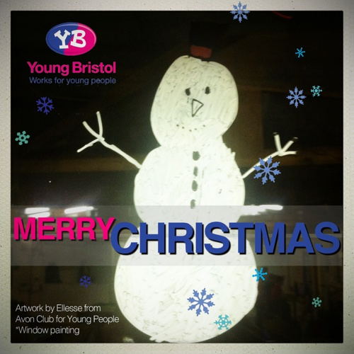 Christmas Greetings from Young Bristol
